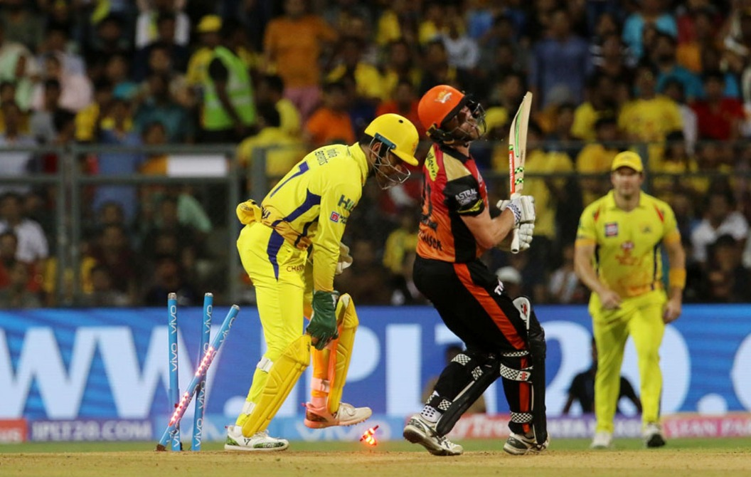 IPL 2018: MS Dhoni records most stumpings in IPL, goes past Robin Uthappa