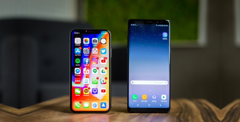 iPhone latest smartphones,Android latest devices,New iPhone will slow down in comparison with Android devices,4G chips,5G Technology, Qualcomm modems,Intel Company