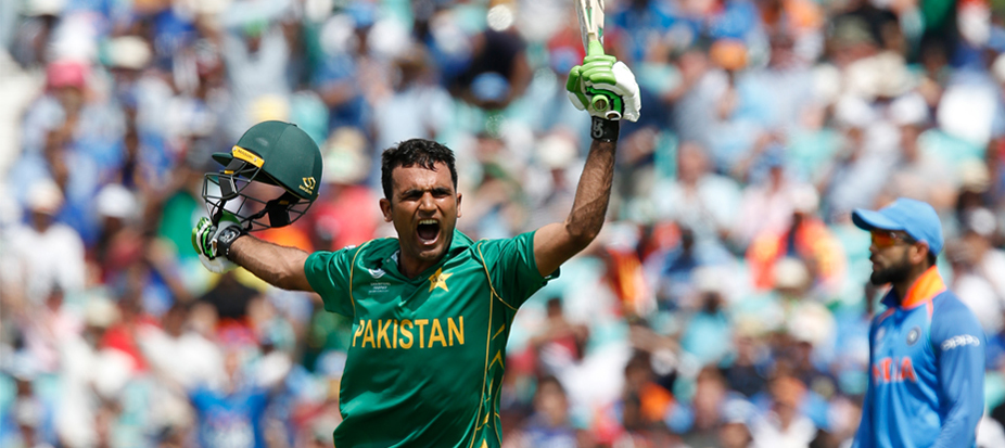 Fakhar Zaman Wants To Follow Indian Captain Virat Kohli