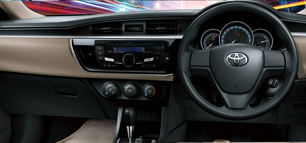 IMC launches Corolla XLi with Automatic Transmission