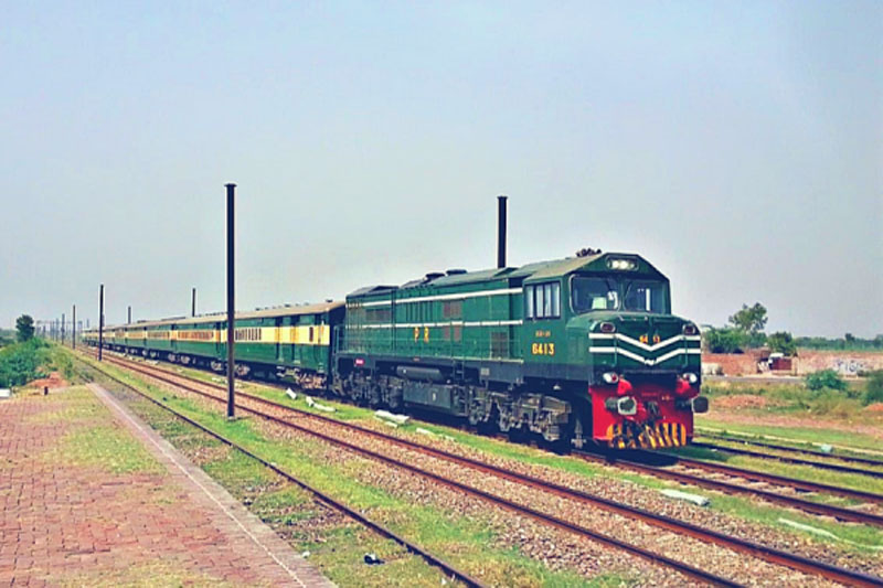 Pakistan Railways Increases Ticket Fare For Dam Fund Contribution