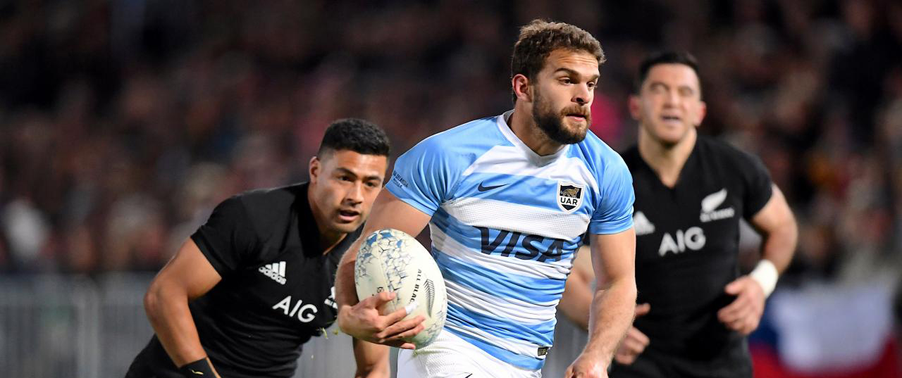 Rubgy Player Moyano Injured Will Not Play Rugby Championship