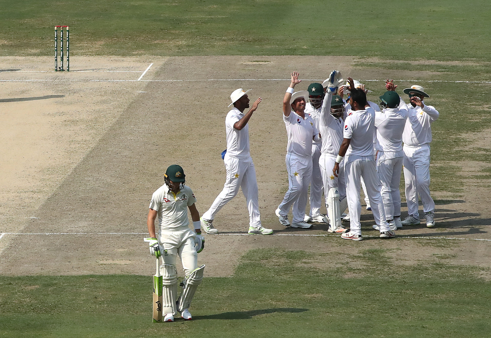 Australia to chase 462 runs as Pakistan declare innings