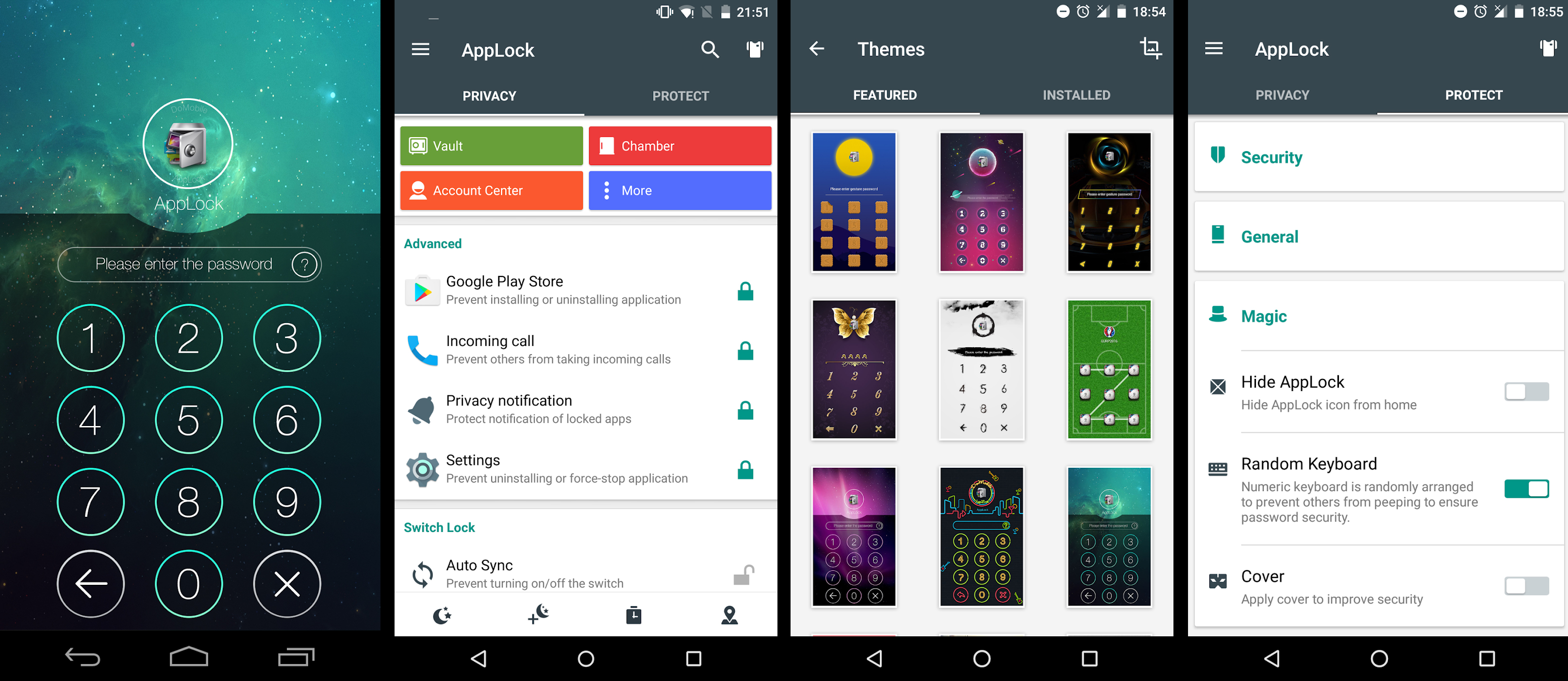 Download Free App Locker Android App and Secure Your Apps