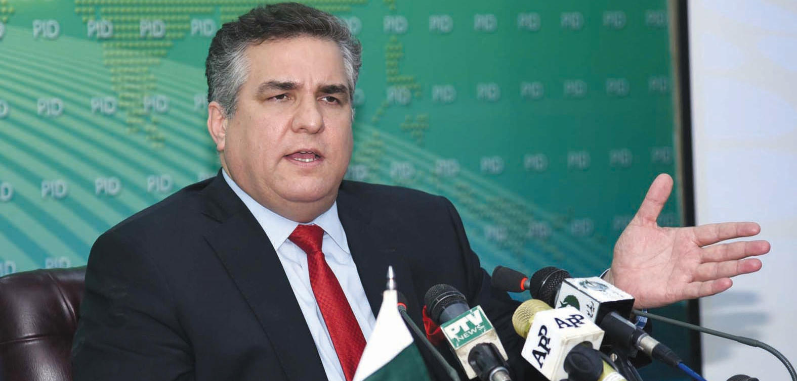 Daniyal Aziz – Disqualified For Contempt Of Court