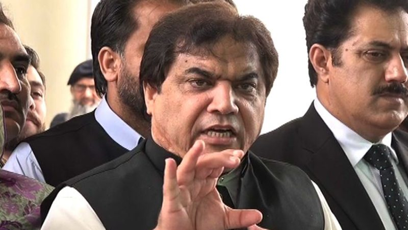 Hanif Abbasi – Disqualified For Ephedrine Case