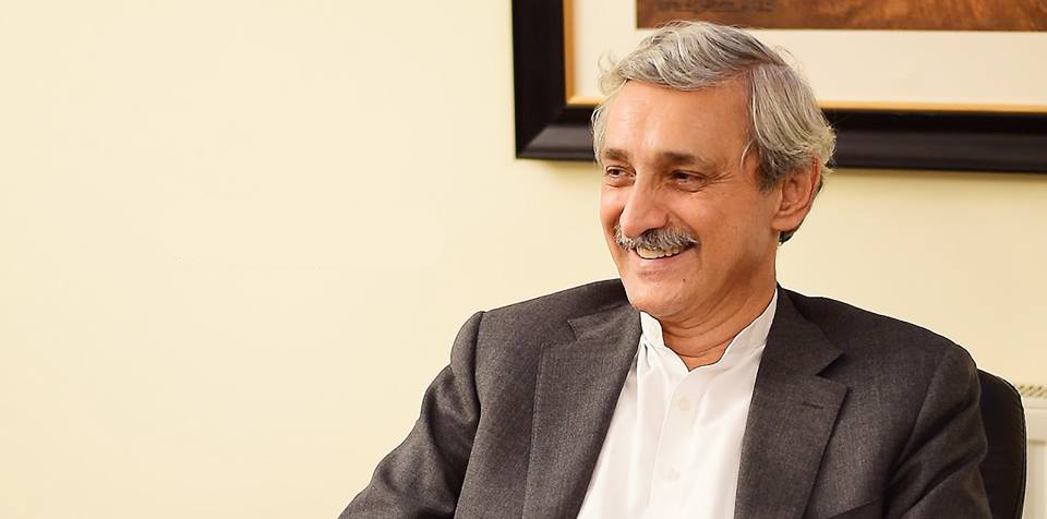 Jahangir Khan Tareen – Disqualified From Holding Public Office