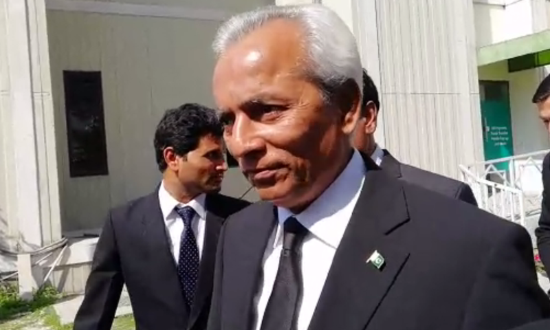 Nehal Hashmi – Disqualified For Contempt of Court