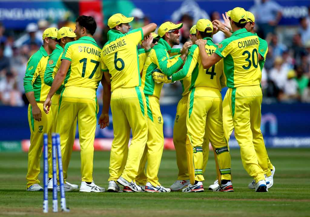 Australia Beat West Indies By 15 Runs at ICC World Cup 2019