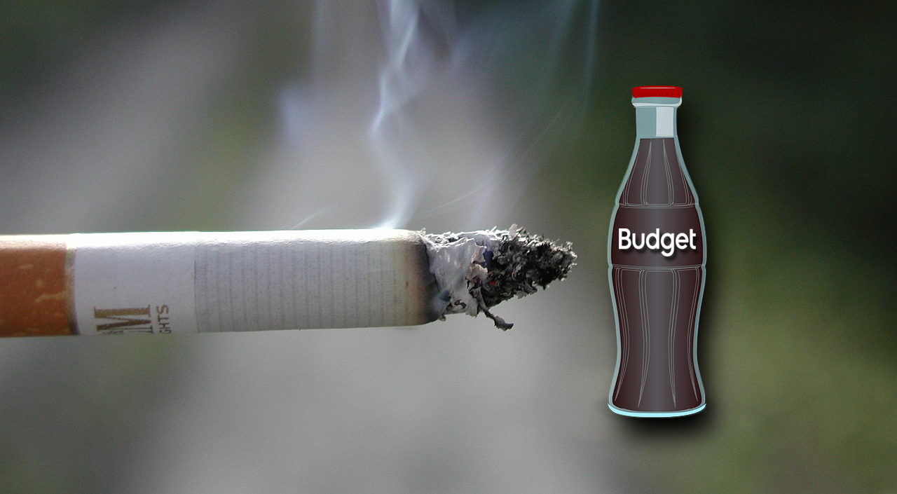 Government To Impose Health Tax On Tobacco And Soft Drinks