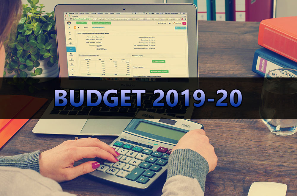 PTI Will Present Today Its First Fiscal Year Budget 2019-20