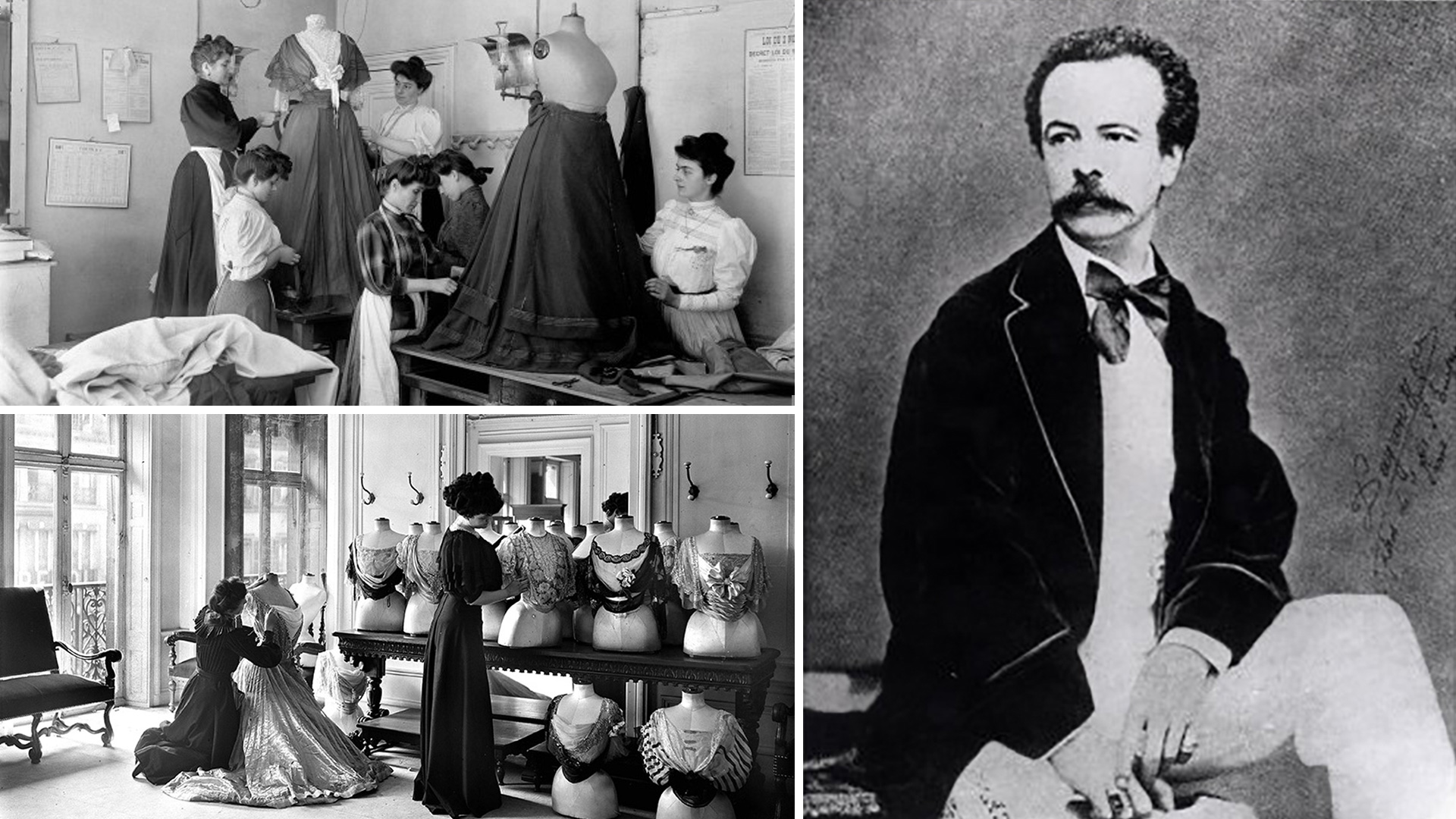 The World S First Fashion Designer Charles Frederick Worth