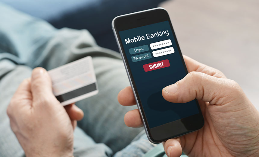 Mobile banking omnichannel experience
